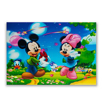 """Наклейка для ноутбука Disney 15"""""""