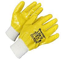 Перчатки маслобензостойкие,целиком покрытие премиум-нитрилом перчатки,Gward Lite