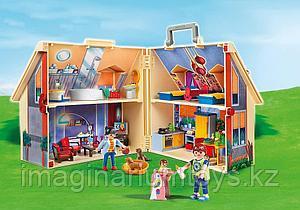 Конструктор для девочек «Кукольный дом 3 в 1» PLAYMOBIL