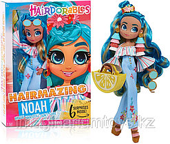 Большая кукла Hairdorables Hairmazing Noah