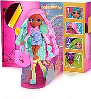 Большая кукла Hairdorables Hairmazing Dee Dee, фото 1