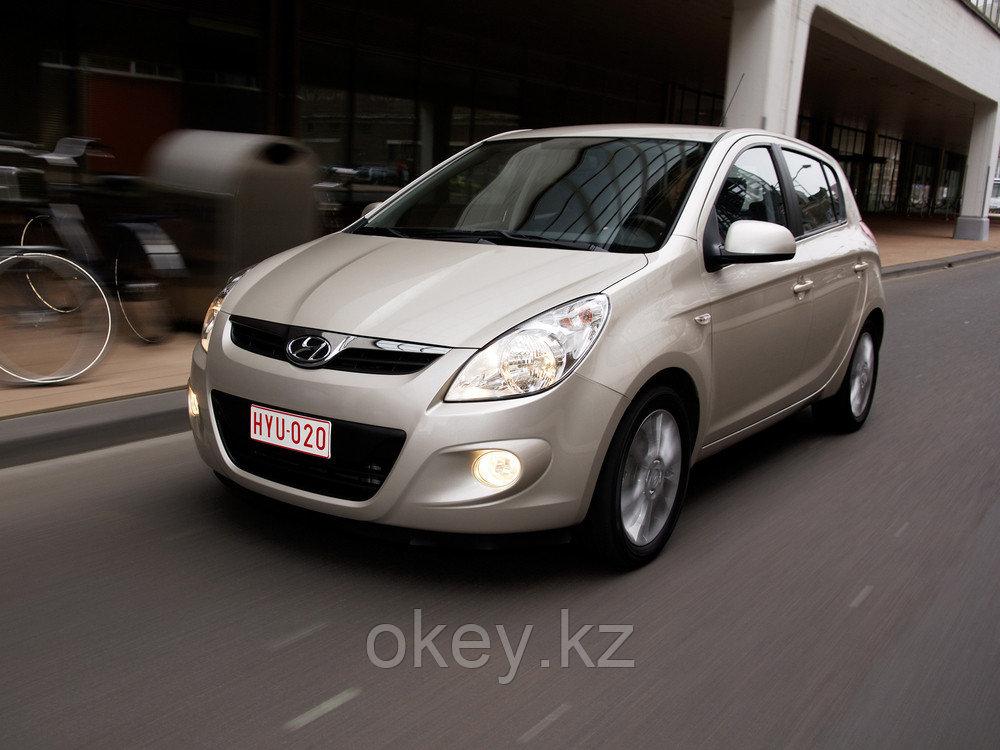 Тормозные колодки Kötl 3474KT для Hyundai I20 I (PB, PBT) 1.4 CRDi, 2008-2015 года выпуска.