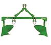 Канавокопатель (Арычник) двухкорпусной по 45 см