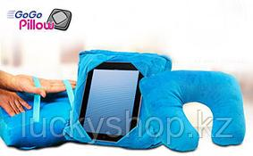 Подушка-подставка для планшетов 3-в-1, фото 2