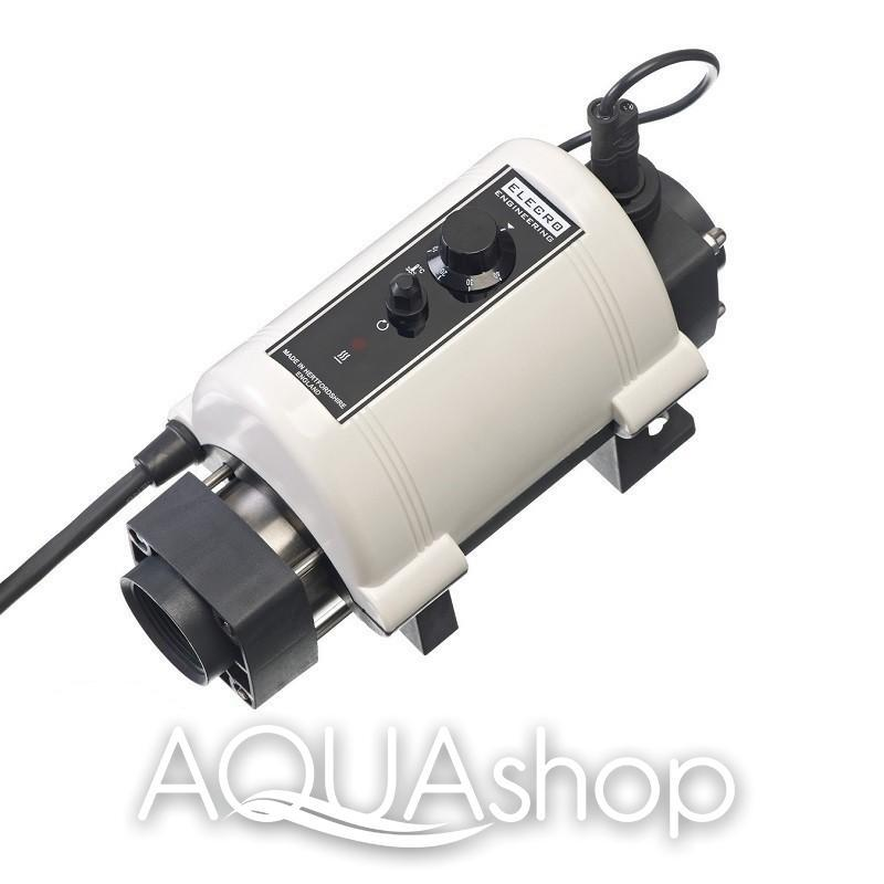 Электронагреватель Elecro Nano Spa N-SPA-S3-R (Incoloy, 3 кВт, 230В)