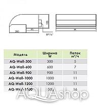 Водопад для бассейна Aquaviva Wall AQ-300 (300 mm), фото 3