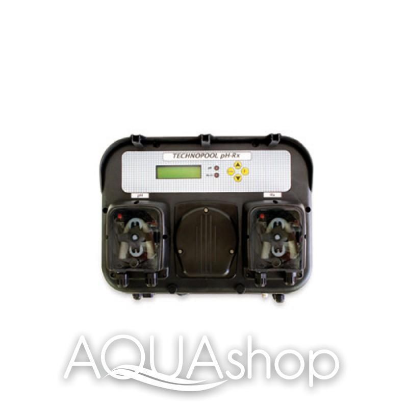 Станция контроля и дозирования TECHNOPOOL 2 РН-RX (1,4-3 л/ч) + монтажный комплект