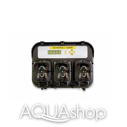 Станция контроля и дозирования TECHNOPOOL 3 PH/RX/TIMER + монтажный комплект, фото 2