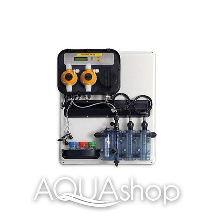 Станция контроля и дозирования A-POOL SYSTEM PH-RX (10-10л/ч) + монтажный комплект, фото 2