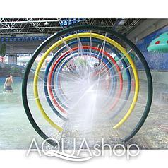 Водный аттракцион фонтан «Душ кольца» TY-71197
