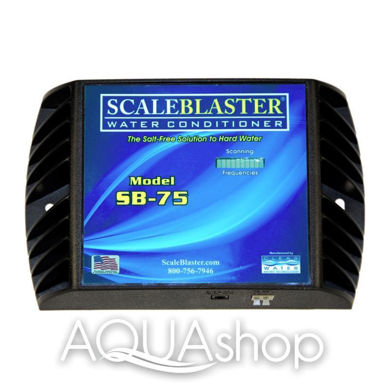 Умягчитель воды Clear Water SB-75 до 370м2 (кальциевая жесткость свыше 325 ppm)