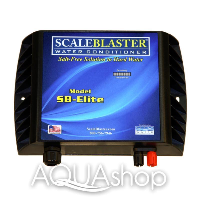 Умягчитель воды Clear Water SB-Elite до 450м2 (кальциевая жесткость свыше 684 ppm)
