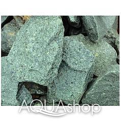 """Камень для банной печи """"Диорит"""" 20 кг (коробка)"""