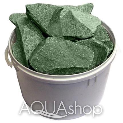 """Камень для банной печи """"Диорит"""" 20 кг (коробка), фото 2"""
