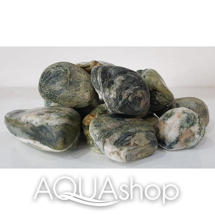 "Камень для банной печи ""Яшма"" 10 кг(ведро), фото 2"