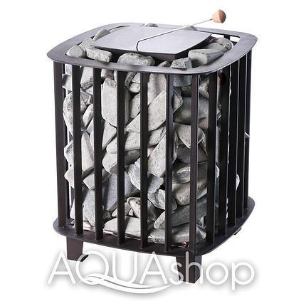 Электрическая печь Премьера Руса (с закрытой каменкой) 18 кВт, фото 2