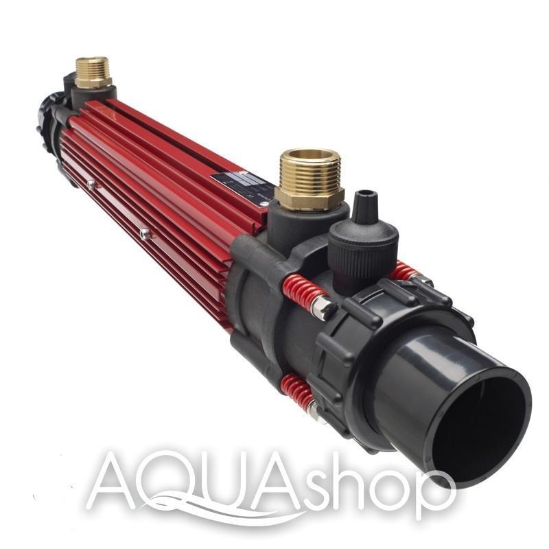 Теплообменник Elecro G2 HE 30T 30 кВт (титан)