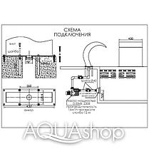 Водопад для бассейна Aquaviva Cobra AQ-5060 (500x600 мм), фото 3