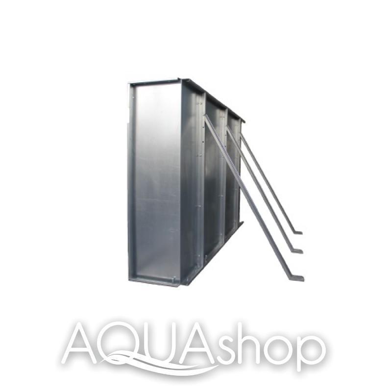 Панельный бассейн Runvil Pool 4x10.4x1.5 (покрытие Magnelis)