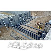Панельный бассейн Runvil Pool 4x10.4x1.5 (покрытие Magnelis), фото 3
