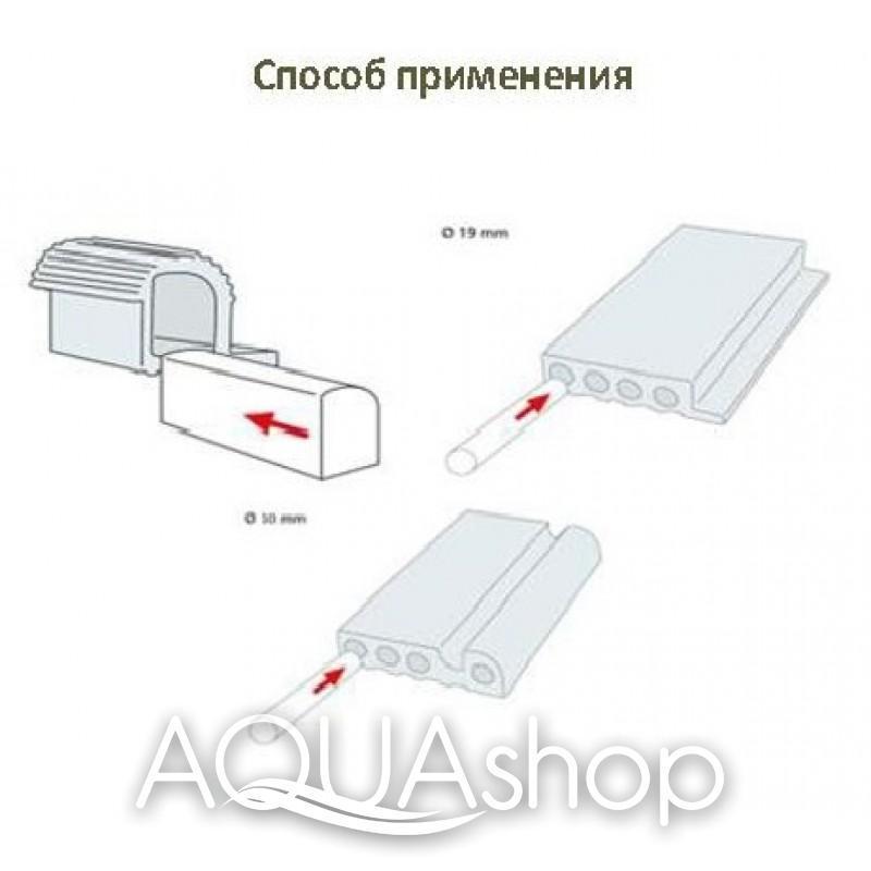 Цилиндр Polyfill 10Х117мм для Trim-Box PADANA
