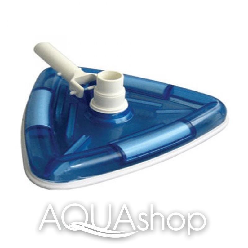 Deluxe треугольный пылесос для пленочных бассейнов Powerful