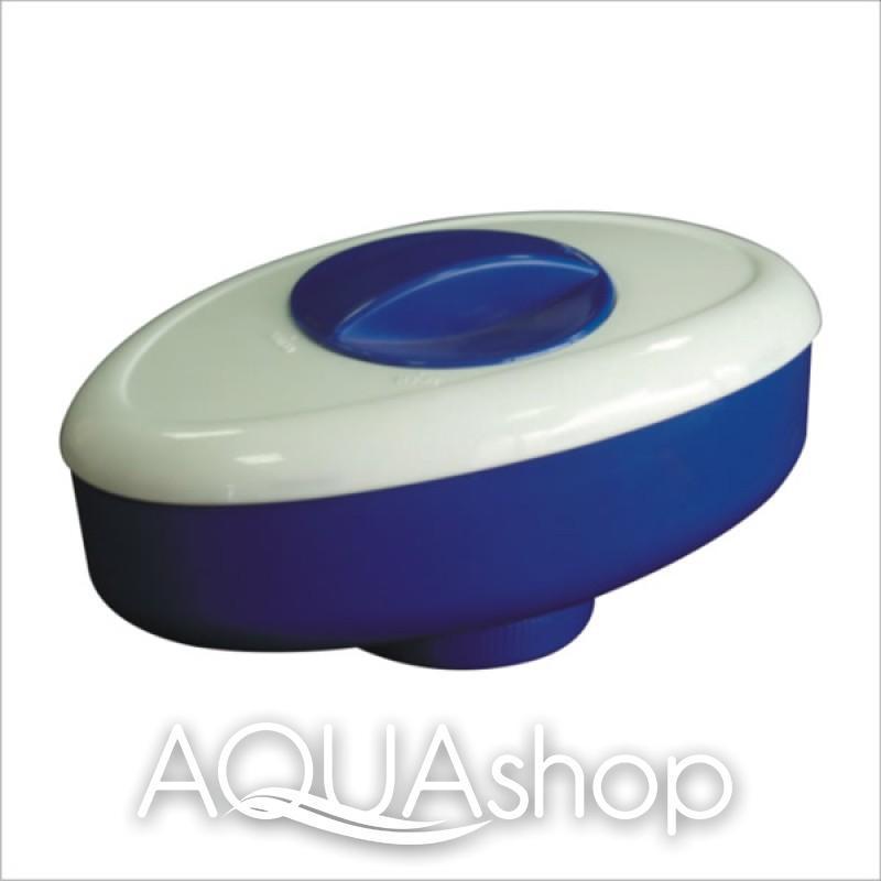 Deluxe плавающий диспенсер для 3-х таблеток хлора Powerful