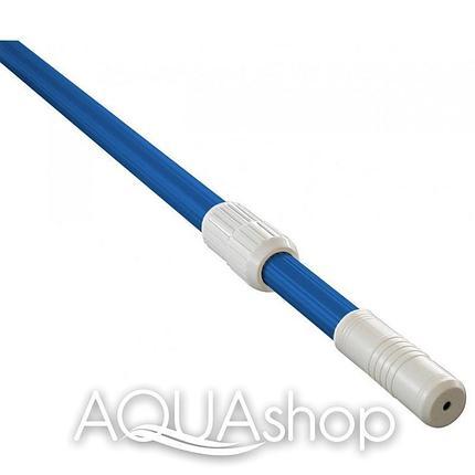 Телескопическая ручка Powerful, суммарная длина 4,8м (2шт Х 2,4м), фото 2