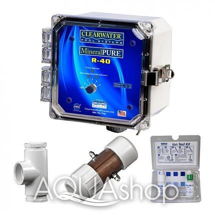 Ионизатор аналоговый Clear Water R-40 (США), для частных бассейнов объемом до 152 м3, фото 2