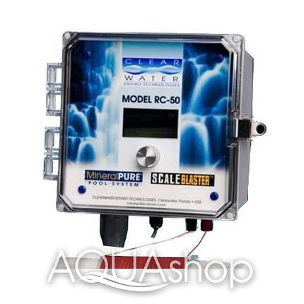 Ионизатор цифровой Clear Water RС-50 (США), для частных бассейнов объемом до 190 м3, фото 2