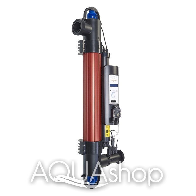 Ультрафиолетовая фотокаталитическая установка Elecro Quantum Q-65-EU с дозирующим насосом