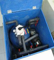 Фильтростанции в корпусе AQUASTAR - FSK и FSK2