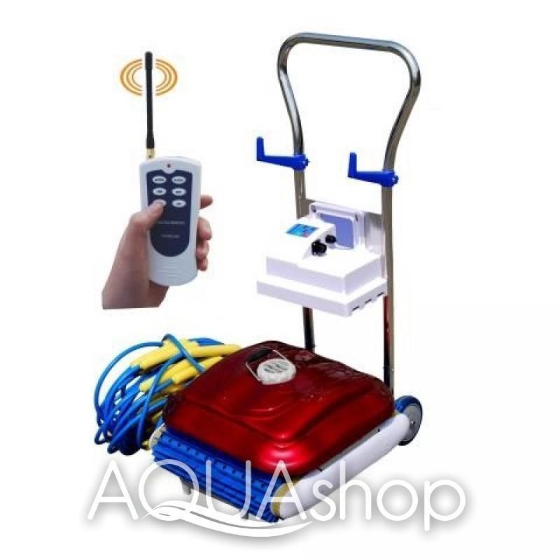 Автоматический пылесос Smartbot (Гонконг), кабель 40м