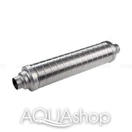 Глушитель шума компрессора Pahlen (0,75-1,1 кВт), фото 2