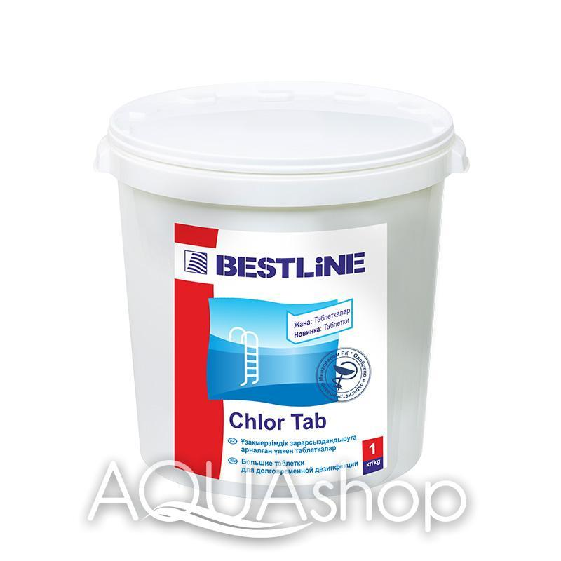 Chlor Tab в таблетках 1кг