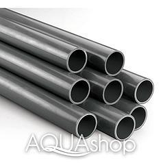 Труба PVC диаметр 63 мм. ПВХ трубы для бассейнов.