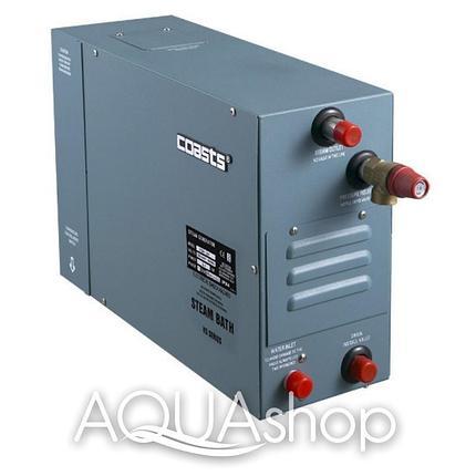 Парогенератор Coasts KSA-90 9 кВт 220v с выносным пультом, фото 2
