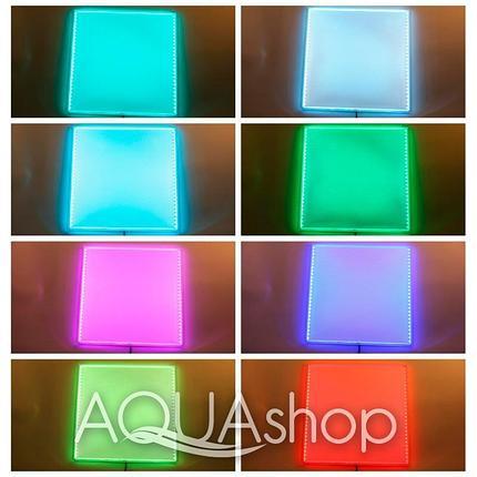 Светильник для сауны и хаммама RGB панель хромотерапии, фото 2
