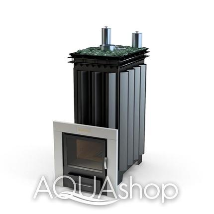 Печь из стали «Сочи К» 22 м3 40 кВт, фото 2