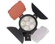 Светодиодный фанарь Video Light LDE-5010