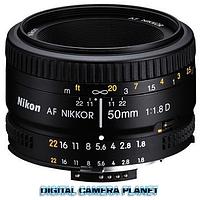 Объектив Nikon 50mm f/1.8D
