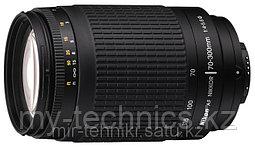 Объектив Nikon AF-Zoom 70 - 300mm f/4.5-5.6 G