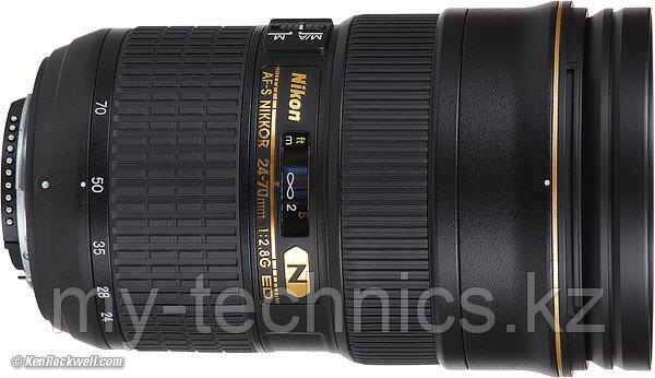 Объектив Nikon AF-S Nikkor  24-70mm f 2,8G ED