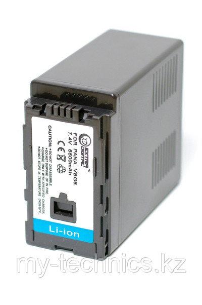 Аккумулятор для видеокамер Panasonic DMK POWER VW-VBG6