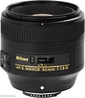 Объектив AF-S Nikon 85mm 1:8G ED