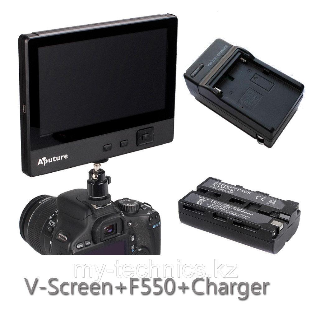 Монитор Aputure V-Screen VS-2 kit