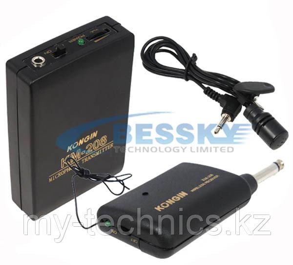 Петличный радиомикрофон Mona 88-300