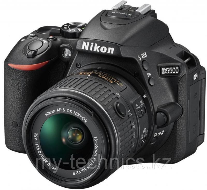Фотоаппарат Nikon D5500 kit 18-140mm