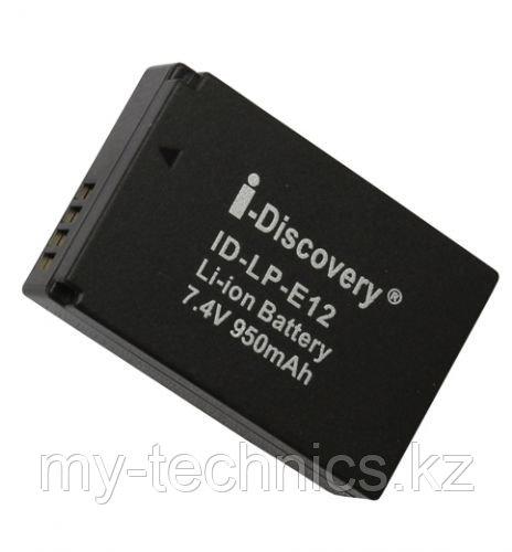 Аккумулятор Discovery  Canon LP-E12
