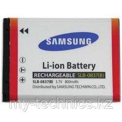 Аккумулятор для фотоаппаратов Samsung SLB-0837(B)